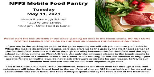 May Mobile Food Pantry