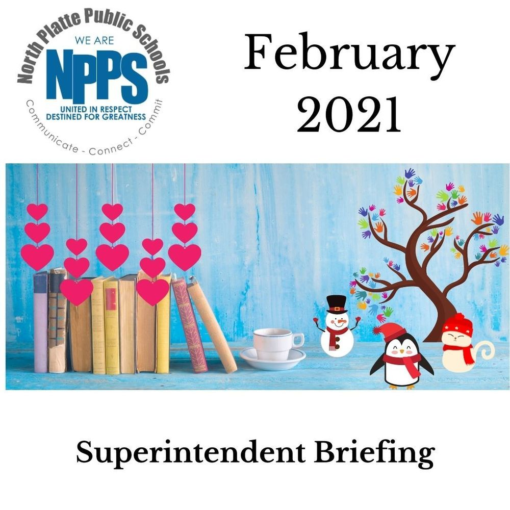 February 2021 Superintendent Briefing